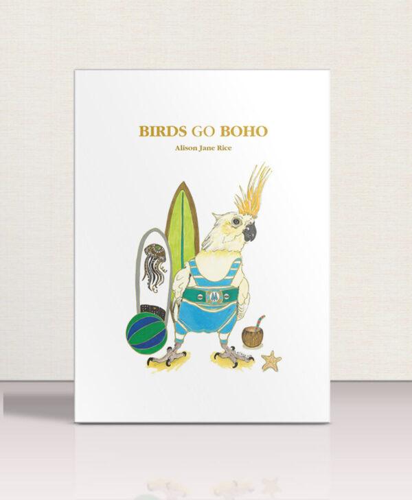 Birds Go Boho