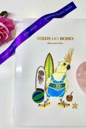 Birds Go Boho – Artist Edition